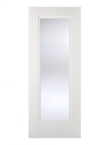 LPD White Eindhoven 1L Internal Glazed Door
