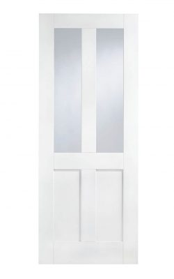 LPD White London Internal Glazed Door 2LLPD White London Internal Glazed Door 2L