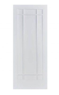 LPD White Manhattan Internal DoorLPD White Manhattan Internal Door