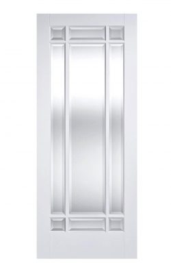 LPD White Manhattan Internal Glazed Door 9LLPD White Manhattan Internal Glazed Door 9L