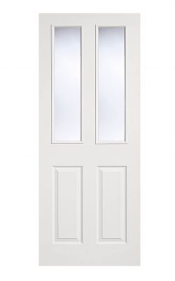 LPD White Moulded Internal Glazed Door 2-Panel 2LLPD White Moulded Internal Glazed Door 2-Panel 2L