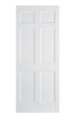 LPD White Regency 6-Panel Internal DoorLPD White Regency 6-Panel Internal Door
