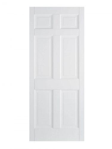 LPD White Regency 6-Panel Internal Door
