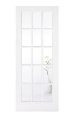 LPD White SA Internal Glazed Door 15LLPD White SA Internal Glazed Door 15L