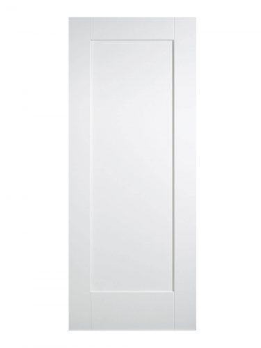 LPD White Shaker 1P Internal Door