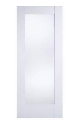 LPD White Shaker Internal Glazed Door 1LLPD White Shaker Internal Glazed Door 1L
