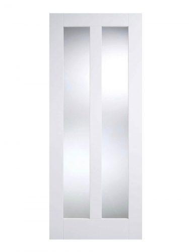 LPD White Vermont Internal Glazed Door 2L