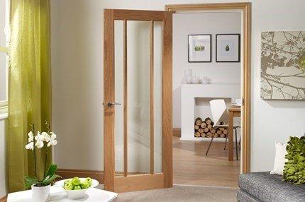 Lincoln internal glazed door