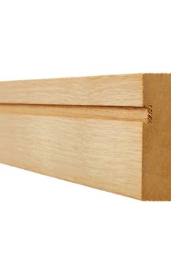 LPD White Primed Architrave OgeeLPD White Primed Architrave Ogee