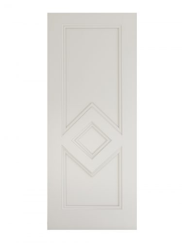 Deanta Ascot White Primed FD30 Fire Door