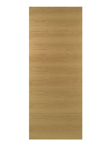 Deanta Augusta Prefinished Oak FD30 Fire Door