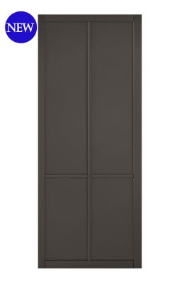LPD Black Liberty 4-Panel Internal DoorLPD Black Liberty 4-Panel Internal Door