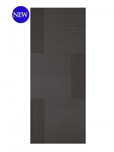 LPD Charcoal Black Seis FD30 Fire Door