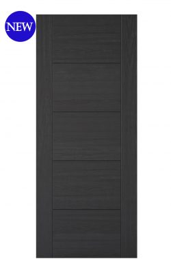 LPD Charcoal Black Vancouver 5P Internal DoorLPD Charcoal Black Vancouver 5P Internal Door