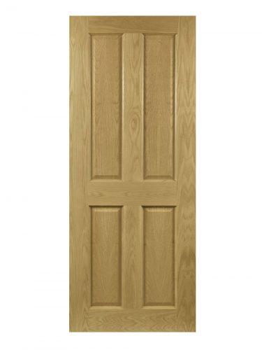 Deanta Bury Prefinished Oak Internal Door