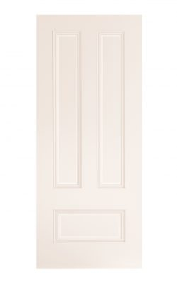 Deanta Canterbury White Primed FD30 Fire DoorDeanta Canterbury White Primed FD30 Fire Door