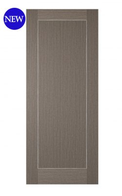 LPD Chocolate Grey Inlay 1P FD30 Fire DoorLPD Chocolate Grey Inlay 1P FD30 Fire Door