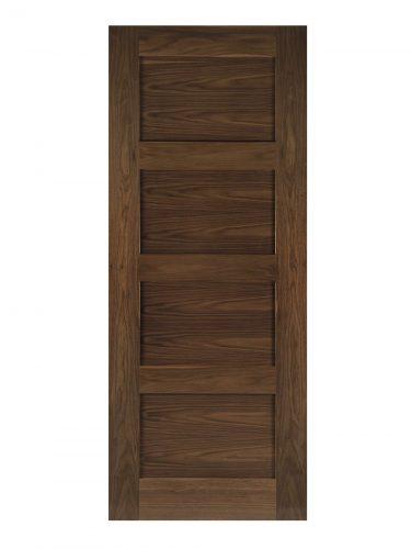 Deanta Coventry Prefinished Walnut Internal Door