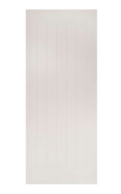 Deanta Ely White Primed FD30 Fire DoorDeanta Ely White Primed FD30 Fire Door