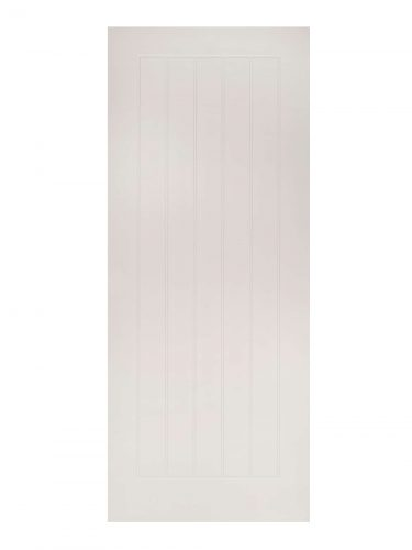 Deanta Ely White Primed FD30 Fire Door