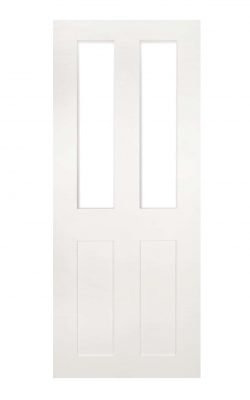Deanta Eton White Primed Internal Glazed DoorDeanta Eton White Primed Internal Glazed Door