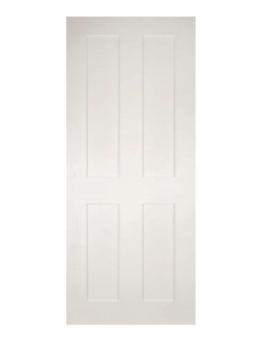 Deanta Eton White Primed FD30 Fire Door