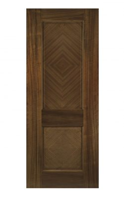 Deanta Kensington Prefinished Walnut FD30 Fire DoorDeanta Kensington Prefinished Walnut FD30 Fire Door