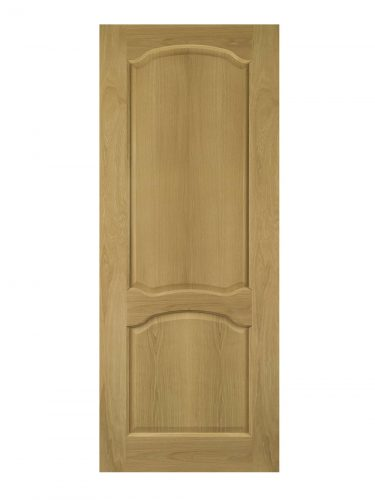 Deanta Louis Unfinished Oak Internal Door