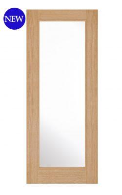 LPD Oak Diez 1L Internal Glazed DoorLPD Oak Diez 1L Internal Glazed Door