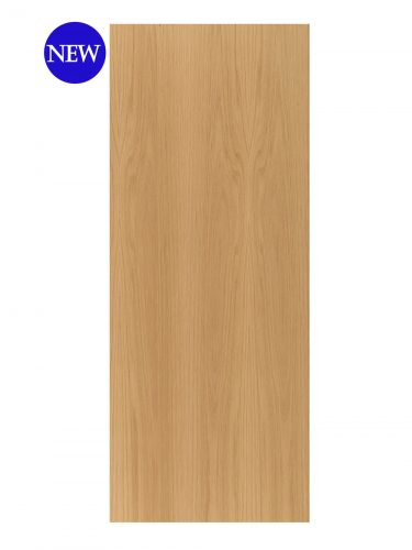 Deanta Flush Prefinished Oak FD30 Fire Door