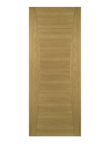 Deanta Pamplona Prefinished Oak FD30 Fire Door