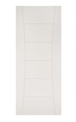 Deanta Pamplona White Primed FD30 Fire DoorDeanta Pamplona White Primed FD30 Fire Door