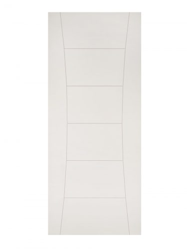Deanta Pamplona White Primed Internal Door