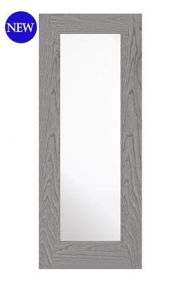 LPD Pearl Grey Vancouver 1L Internal Glazed DoorLPD Pearl Grey Vancouver 1L Internal Glazed Door