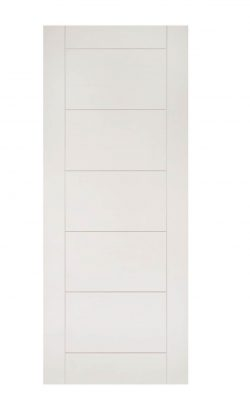 Deanta Seville White Primed FD30 Fire DoorDeanta Seville White Primed FD30 Fire Door