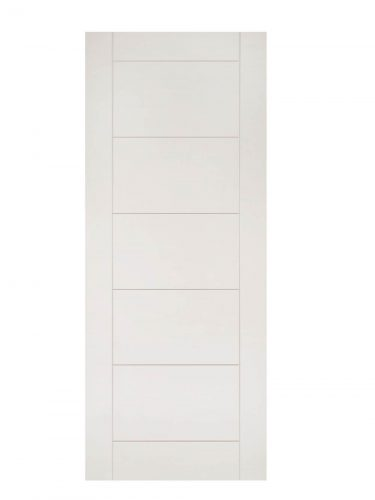 Deanta seville white primed internal door