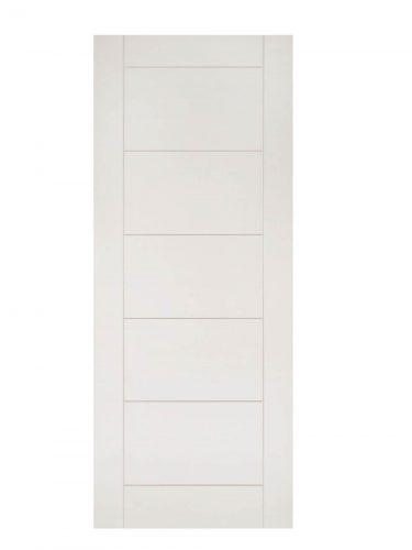 Deanta Seville White Primed FD30 Fire Door
