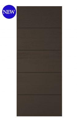 LPD Smoked Oak Embossed Santandor External DoorLPD Smoked Oak Embossed Santandor External Door