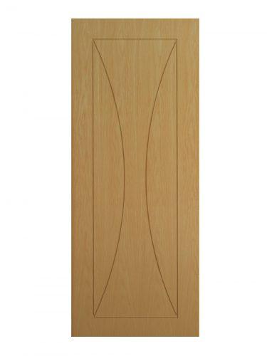 Deanta Sorrento Prefinished Oak FD30 Fire Door