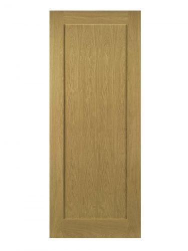 Deanta Walden Unfinished Oak FD30 Fire Door