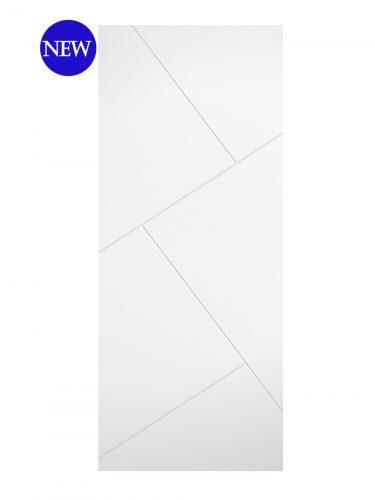 LPD White Dover Internal Door