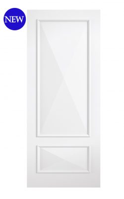 LPD White Knightsbridge 2-Panel Internal DoorLPD White Knightsbridge 2-Panel Internal Door
