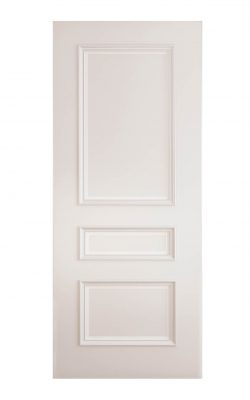 Deanta Windsor White Primed FD30 Fire DoorDeanta Windsor White Primed FD30 Fire Door
