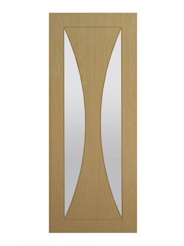Deanta Sorrento Prefinished Oak Internal Glazed Door