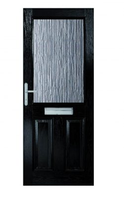 XL Joinery 2XG with Clear Glass External Composite DoorsetXL Joinery 2XG with Clear Glass External Composite Doorset