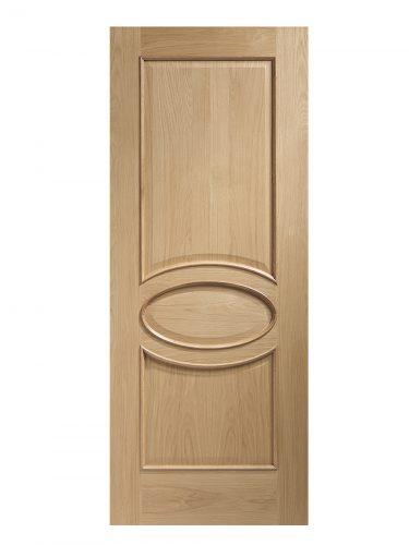 XL Joinery Calabria Oak Raised Moulding Internal Door