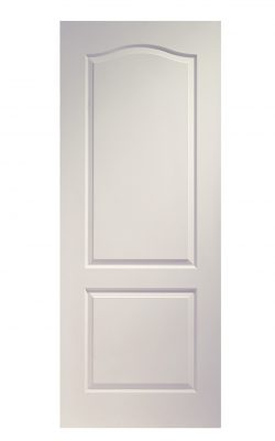 XL Joinery Classique 2 Panel White Moulded Internal DoorXL Joinery Classique 2 Panel White Moulded Internal Door