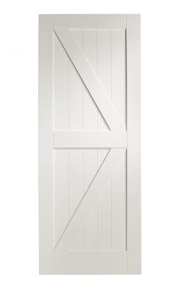 XL Joinery White Primed Cottage Internal DoorXL Joinery White Primed Cottage Internal Door