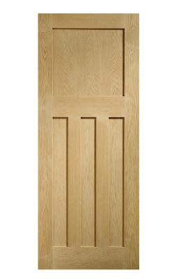 XL Joinery DX 1930's Oak Internal DoorXL Joinery DX 1930's Oak Internal Door