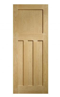 XL Joinery DX 1930's Pre-Finished Oak Internal DoorXL Joinery DX 1930's Pre-Finished Oak Internal Door